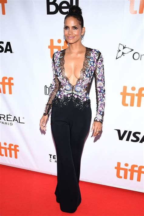 2017 film premieres halle berry at kings premiere at 2017 toronto