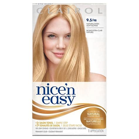 clairol color clairol n easy hair color chart clairol color chart