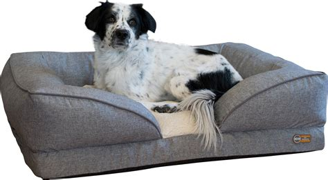 best orthopedic dog bed kh pet products pillow top orthopedic lounger dog cat bed