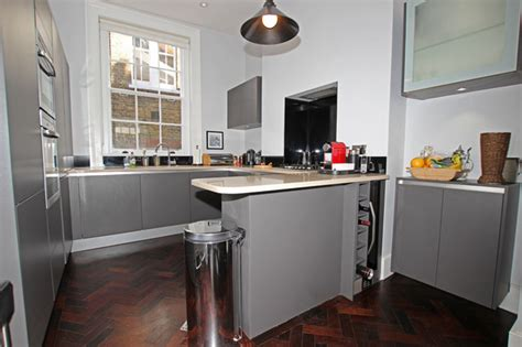 small kitchen peninsula ideas small kitchen with peninsula modern kitchen london