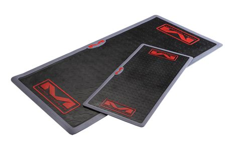 work bench mat work bench mats matrix m4 bench mat black