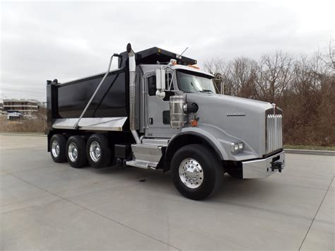 2015 kenworth dump truck 2015 kenworth t800 dump trucks for sale 40 used trucks