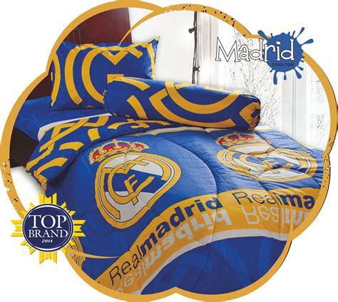 Sprei Fata No 1 Real Madrid my store