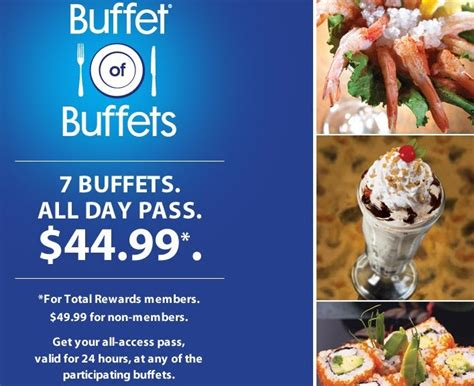 Durangobesity Get Fat In Las Vegas With The Buffet Of All Day Buffets In Las Vegas
