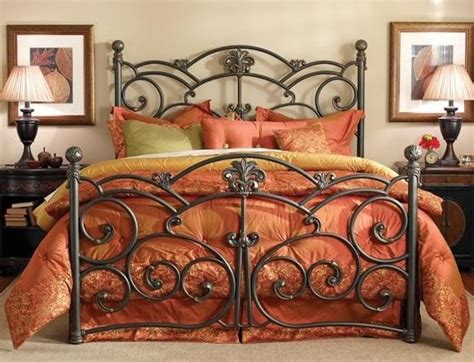 wrought iron headboards king size wrought iron king size headboards foter