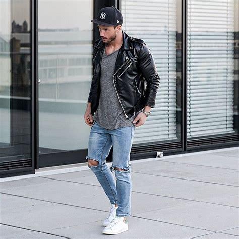 Jeana Pull Biker Black Wash biker jacket longline denim white chucks my now if only i could pull