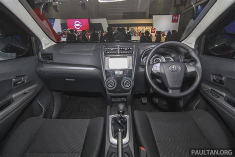 Outer Handle Cover Avanza Veloz Exclusive 2018 avanza veloz brings out the sporty carbuzz info