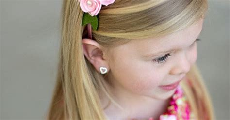 soft pink wool felt flower and pearl satin lined headband blossom collection