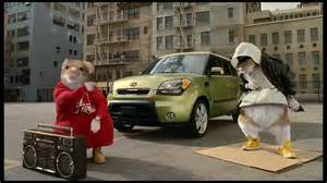 Kia Commercial Hamster 2010 Kia Soul Hamster Commercial Black Sheep Kia