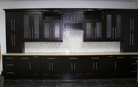 Black Shaker Kitchen Cabinets | black shaker style kitchen cabinets randy gregory design