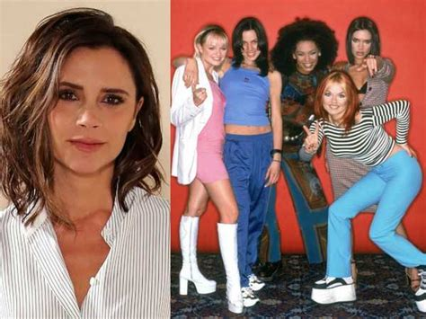 Posh Spice Signs 10m Tv Deal by Beckham Spice Wore Much Make Up