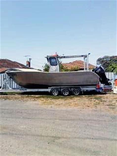 boat safety gear sa aluminium plate boat for sale trade boats australia