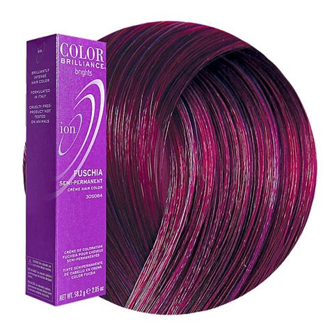 how to use ion color brilliance brights ion color brilliance brights semi permanent hair color