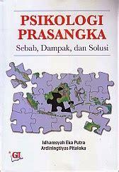 Hukum Psikologi Hukum By Tb Pabona toko buku rahma psikologi prasangka sebab dak dan solusi