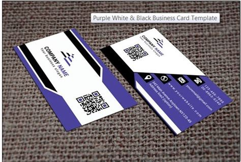 business card template ai 10 beautifully designed free small business card templates