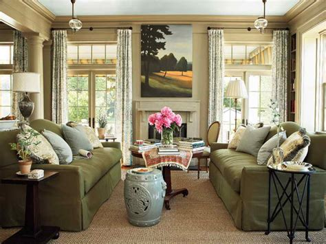southern living home decor living room southern living home decor