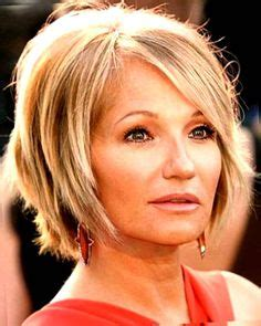straight hairstyle for 53 year old woman 1000 images about haircuts on pinterest 40 years old