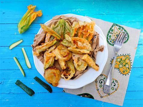 ricette fiori di zucca non fritti fiori di zucca fritti cucinare secondo natura