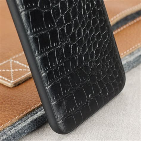 croco2 genuine leather iphone 7 plus black reviews comments
