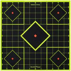 Best target for zeroing red dot