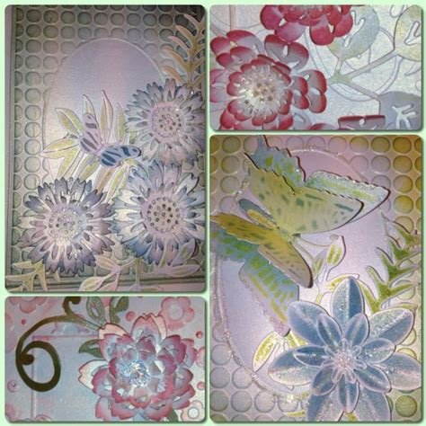 Handmade Die Cut Cards - handmade die cut cards my style