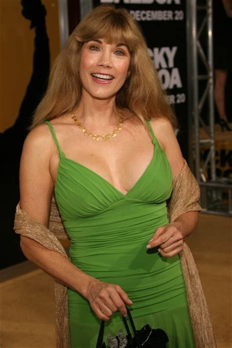 barbi benton today barbi benton in premiere of mgm s quot rocky balboa
