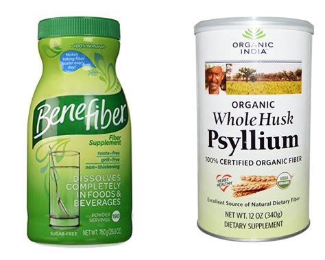 Effects Of Fiber On Stool by Benefiber Vs Psyllium Puresafediet