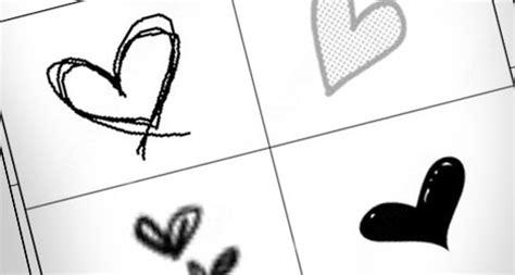 imagenes de corazones a blanco y negro plantillas blanco y negro gratis para photoshop wordpress
