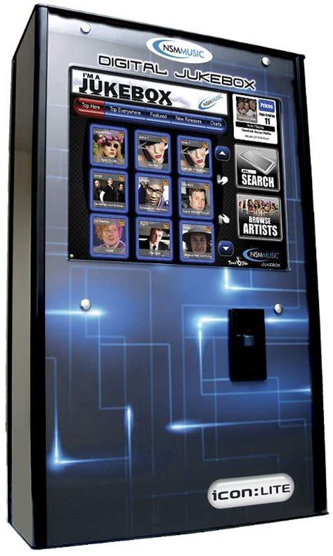 nsm  icon lite digital jukebox liberty games