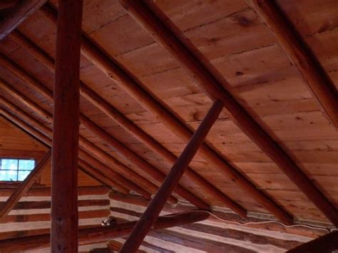 Log Cabin Ceilings by 1000 Images About Log Homes And Decor On