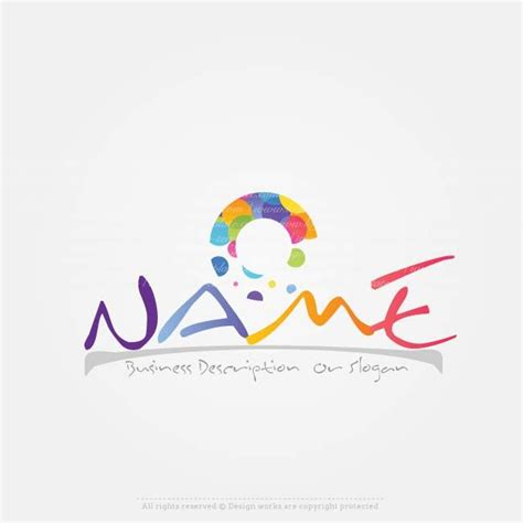 logo maker template 40 best images about free logo maker on
