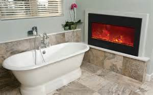 modern electric fireplaces are increasing in popularity
