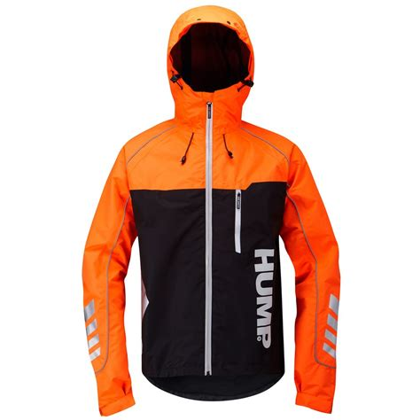 mens hi vis waterproof cycling mens hump signal waterproof hi viz commuter cycling jacket