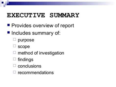 Sle Report Writing Format Pdf