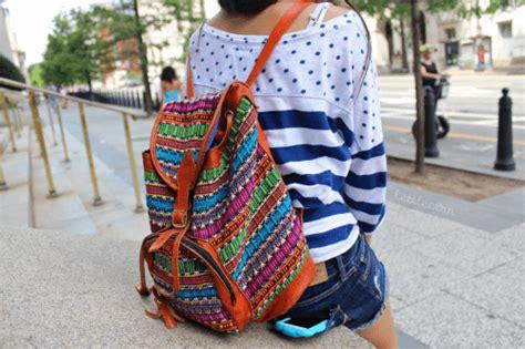 Ransel Mini Tribal 13 model backpack ini bakal bikin kamu makin kece dan gaya sekali