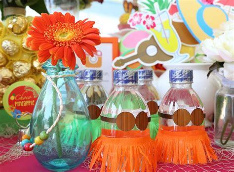 kara s party ideas hawaiian luau baby shower