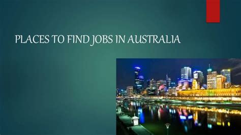 Find In Australia Place To Find In Australia