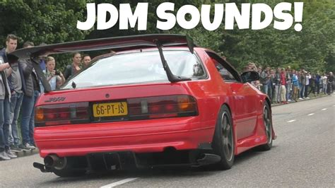jdm tuner cars jdm tuner cars leaving meets epic sounds