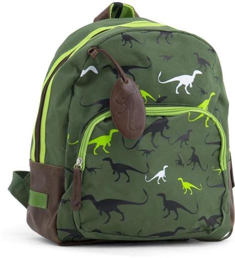 Tas Dinosaurus bol zebra trends dino rugzak kinderen groen