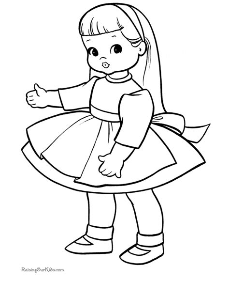 christmas toy coloring pages 003