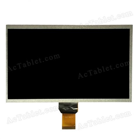 Lcd Tablet 10 Inch hw101f 0b 0c 50 lcd display screen replacement for 10 1