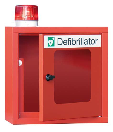 wandschrank defibrillator pavoy wandschrank f 252 r defibrillator mit alarmfunktion