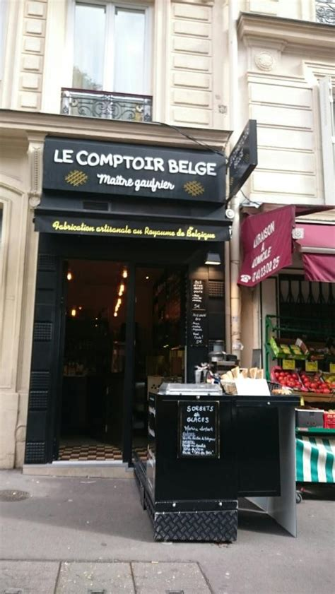 Le Comptoir Belge by Le Comptoir Belge Restoran Yorumları Tripadvisor
