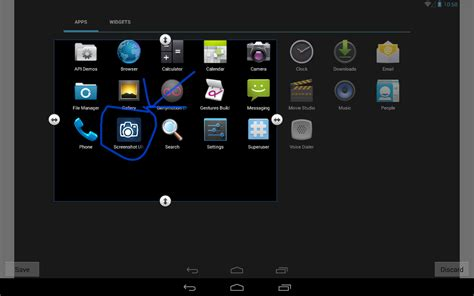 how to screenshot on a android screenshot ultimate android apps on play