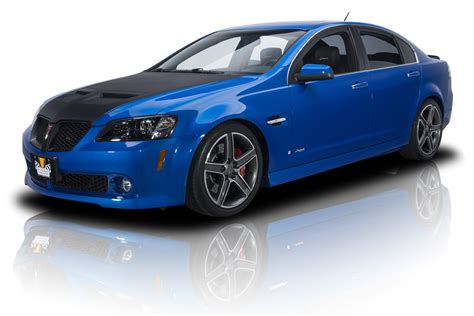 Pontiac G8 2009 For Sale by 135810 2009 Pontiac G8 Rk Motors Classic And Performance