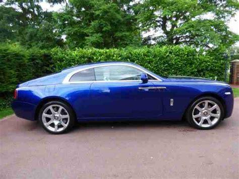 rolls royce 2013 wraith 2dr auto 2 door coupe car for sale