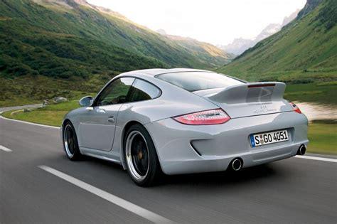 old porsche spoiler porsche 911 sport classic review evo