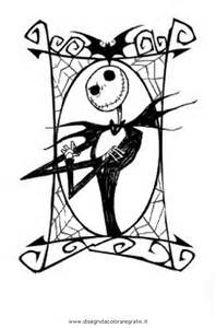 Zero nightmare before christmas coloring pages