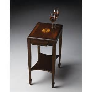 Butler Tables Butler Specialty Side Table In Plantation Cherry 4107024