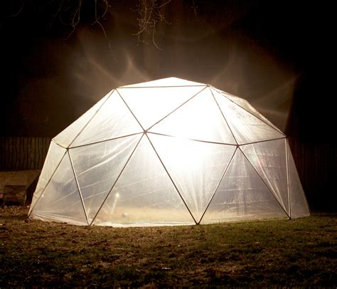 geodesic dome geodesic domes and their benefits the new ecologist